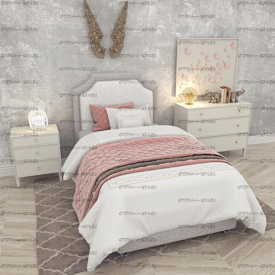 Кровать с подъемным механизмом Лекко Perrino