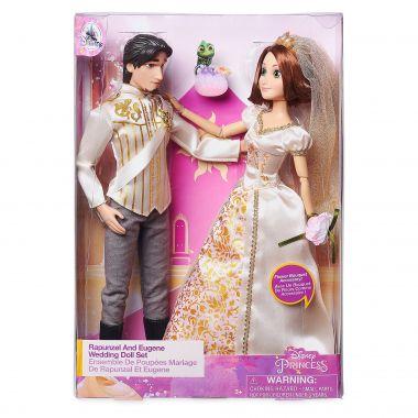 Рапунцель и Флин   свадебный набор кукол Дисней