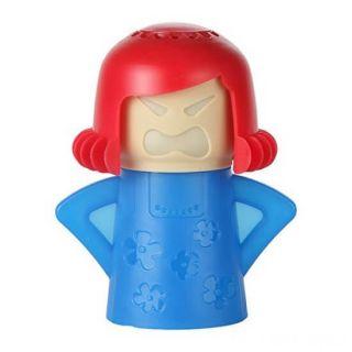 Очиститель микроволновки Angry Mama, Цвет корпуса: Синий