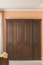 Шкаф ЛАУРА для одежды 4-дверный