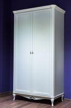 Шкаф ЖАСМИН для одежды 2-х дверный эмаль