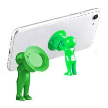 Настольный держатель мобильного телефона 3D-MANstand, Цвет: Зелёный