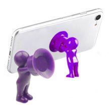 Настольный держатель мобильного телефона 3D-MANstand, Цвет: Фиолетовый