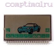 Дисплей брелка автосигнализации Starline A9