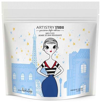 Artistry Studio™ Parisian style edition Бомбочки для ванны