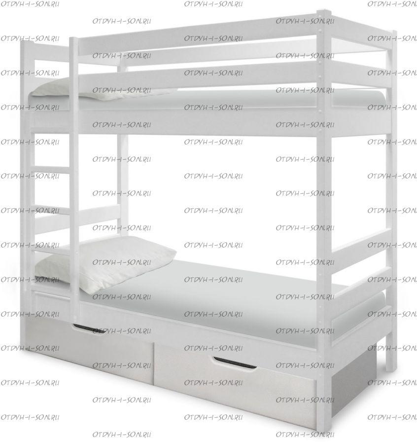 Кровать двухъярусная Модуль №2