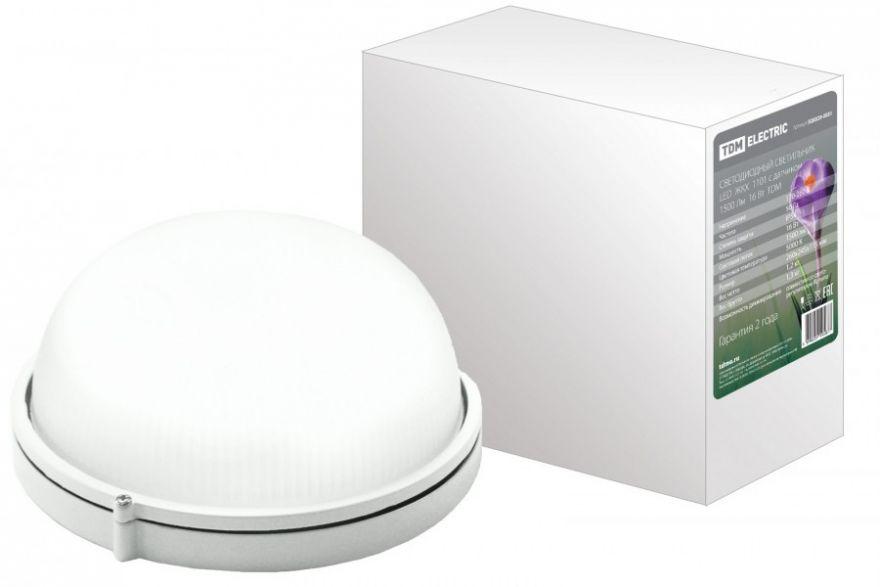 Светодиодный светильник ЖКХ TDM SQ0329-0031 16W