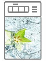 Наклейка на посудомоечную машину - Карамбола