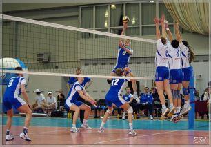 Сетка для волейбола с тросом (Россия)