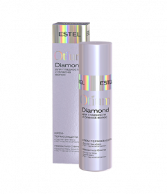 Крем-термозащита для волос OTIUM DIAMOND