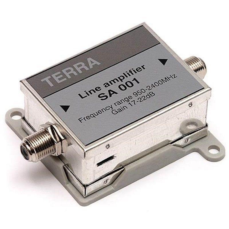 Усилитель спутникового сигнала Terra SA 001
