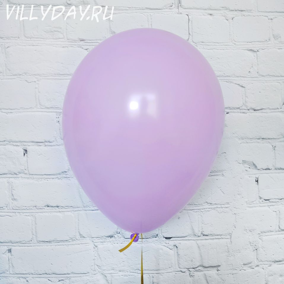 Сиреневые шарики