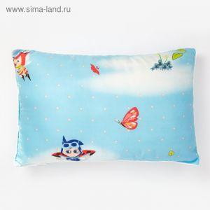 Подушка, размер 40х60 см, хол/полисатин   4315617