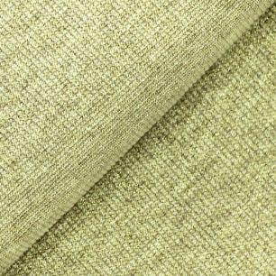 Лоскут трикотажной ткани кашкорсе Золотой с люрексом