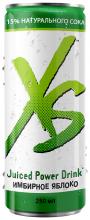 XS™ Power Drink Имбирное яблоко 6 шт
