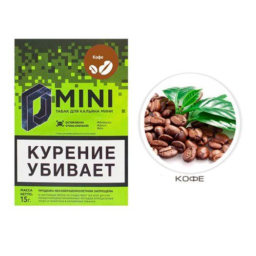 Табак D-Mini Кофе