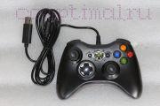 Джойстик Xbox 360 проводной