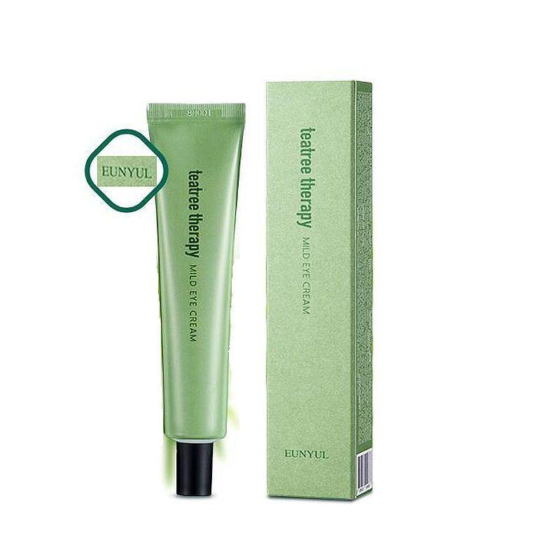 Крем для кожи вокруг глаз с экстрактом чайного дерева EUNYUL TeaTree Therapy Mild Eye Cream