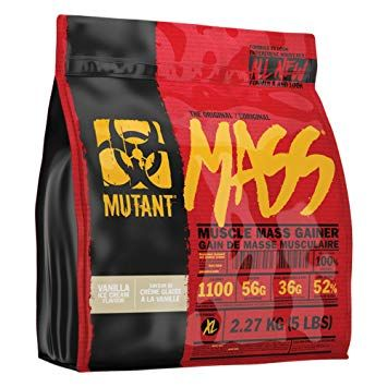 FitFoods - Mutant Mass