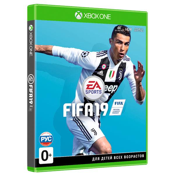 Игра Fifa 19 (Xbox One)