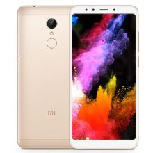 Redmi 5+, 64Gb, black, gold