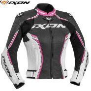 Куртка женская Ixon Vortex, Черный/белый/розовый