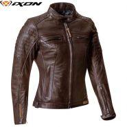 Куртка кожаная женская Ixon Torque, Коричневый
