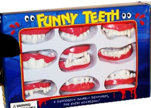 Набор челюстей (10 шт)