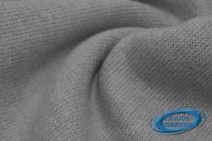 Трикотаж косичка мелкая VT-9984/C#8 св.серый