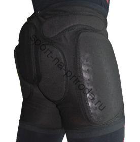 Защитные шорты с пластиком Jetsport