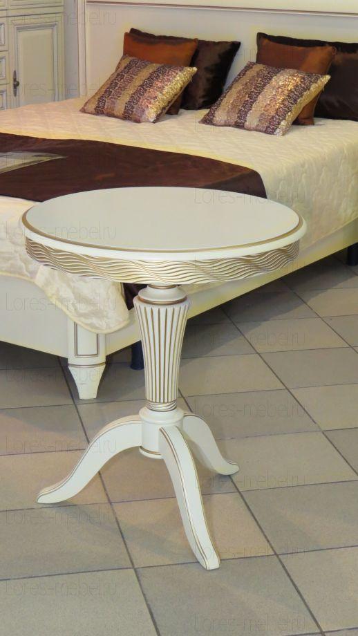 Стол  кофейный Далорес (Эмаль)