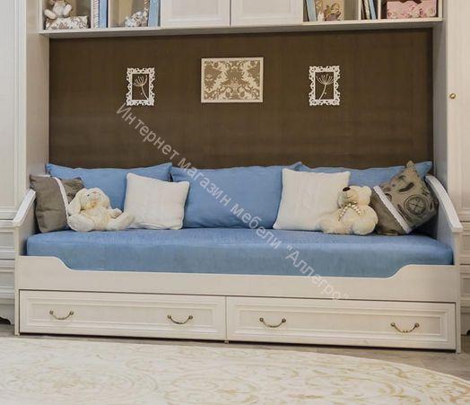 """Кровать """"Классика"""" (широкая)"""