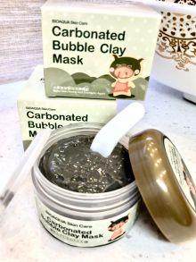 Пузырьковая маска для лица  Carbonated Bubble Clay Mask , 100g