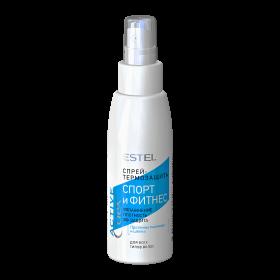 Спрей-термозащита для волос «Спорт и Фитнес» CUREX ACTIVE, 100 мл