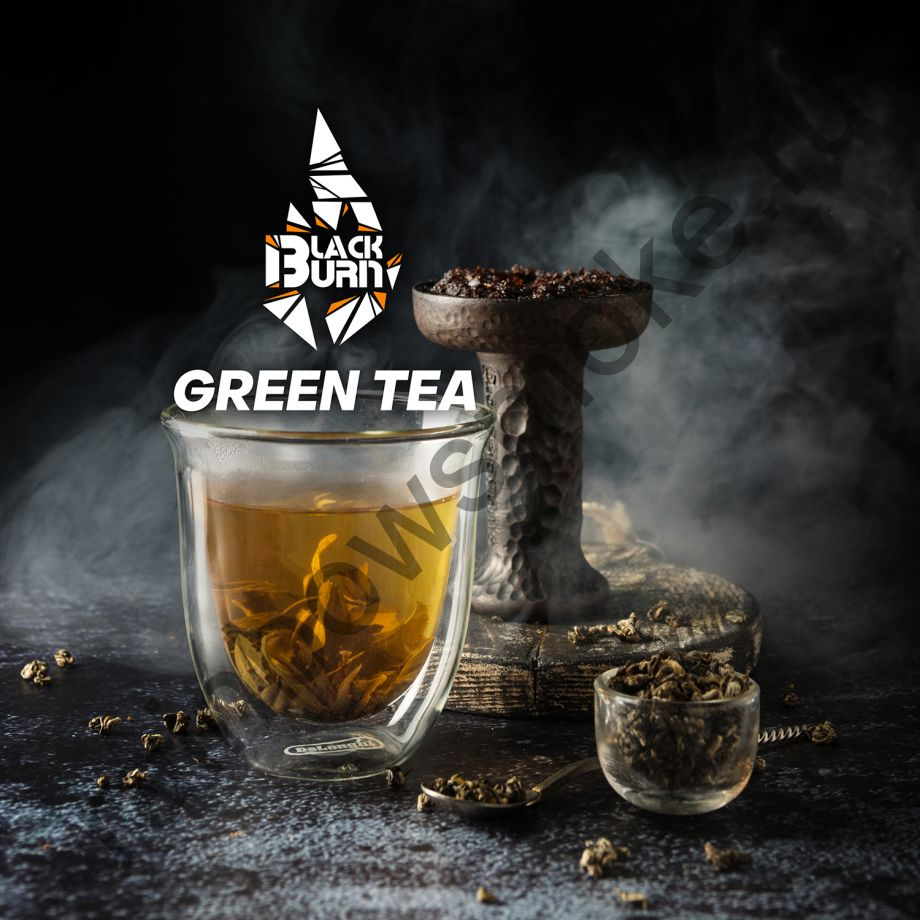 Black Burn 20 гр - Green Tea (Зеленый Чай)