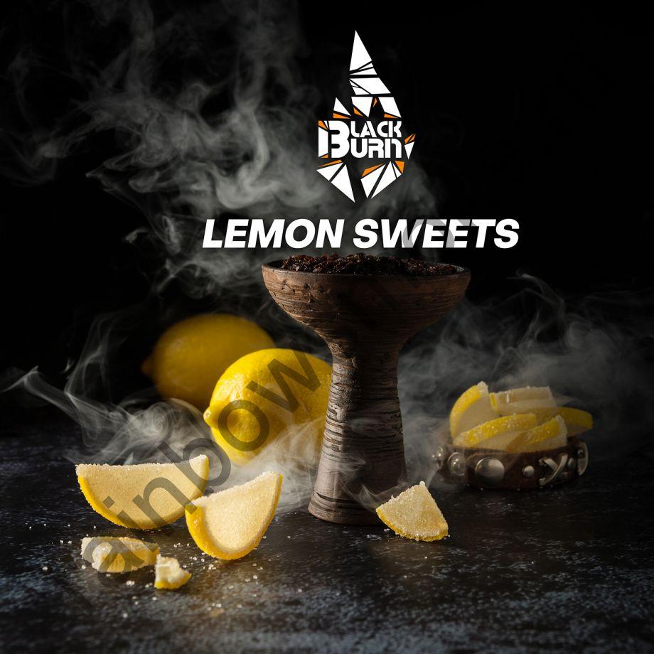 Black Burn 100 гр - Lemon Sweets (Лимон Сладости)