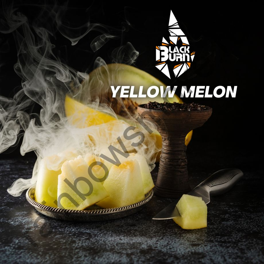 Black Burn 100 гр - Yellow Melon (Желтая Дыня)