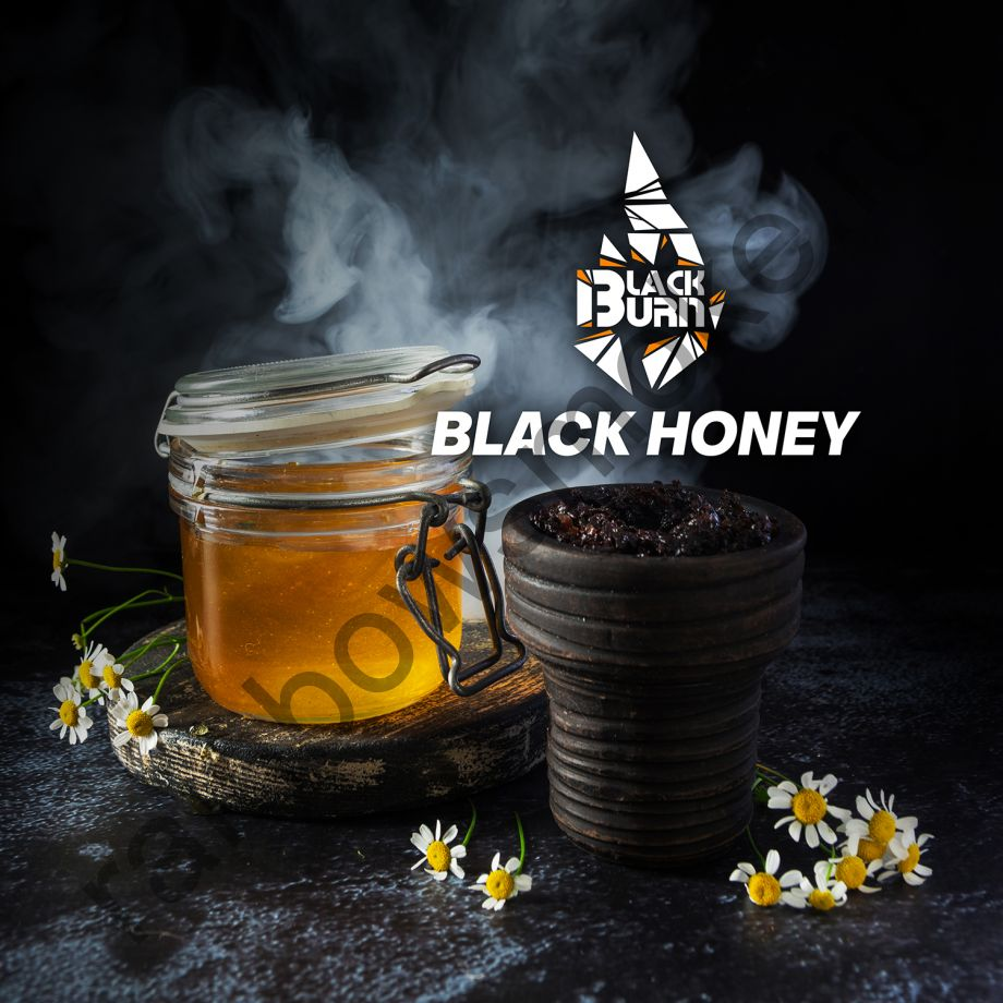 Black Burn 100 гр - Black Honey (Черный Мёд)