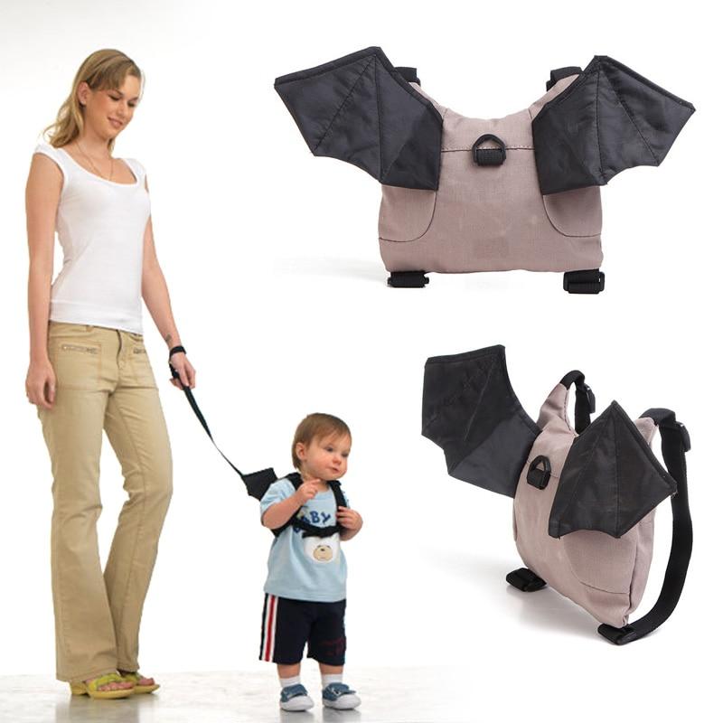 Страховочная Шлейка Для Ребенка Kid Keeper Safety Harness Вид Летучая Мышь