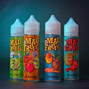 Е-жидкость Mad Fruits, 55 мл. 2 по цене 1