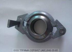 Соединение быстроразъемное БРС100 Ру 1,6 МПа