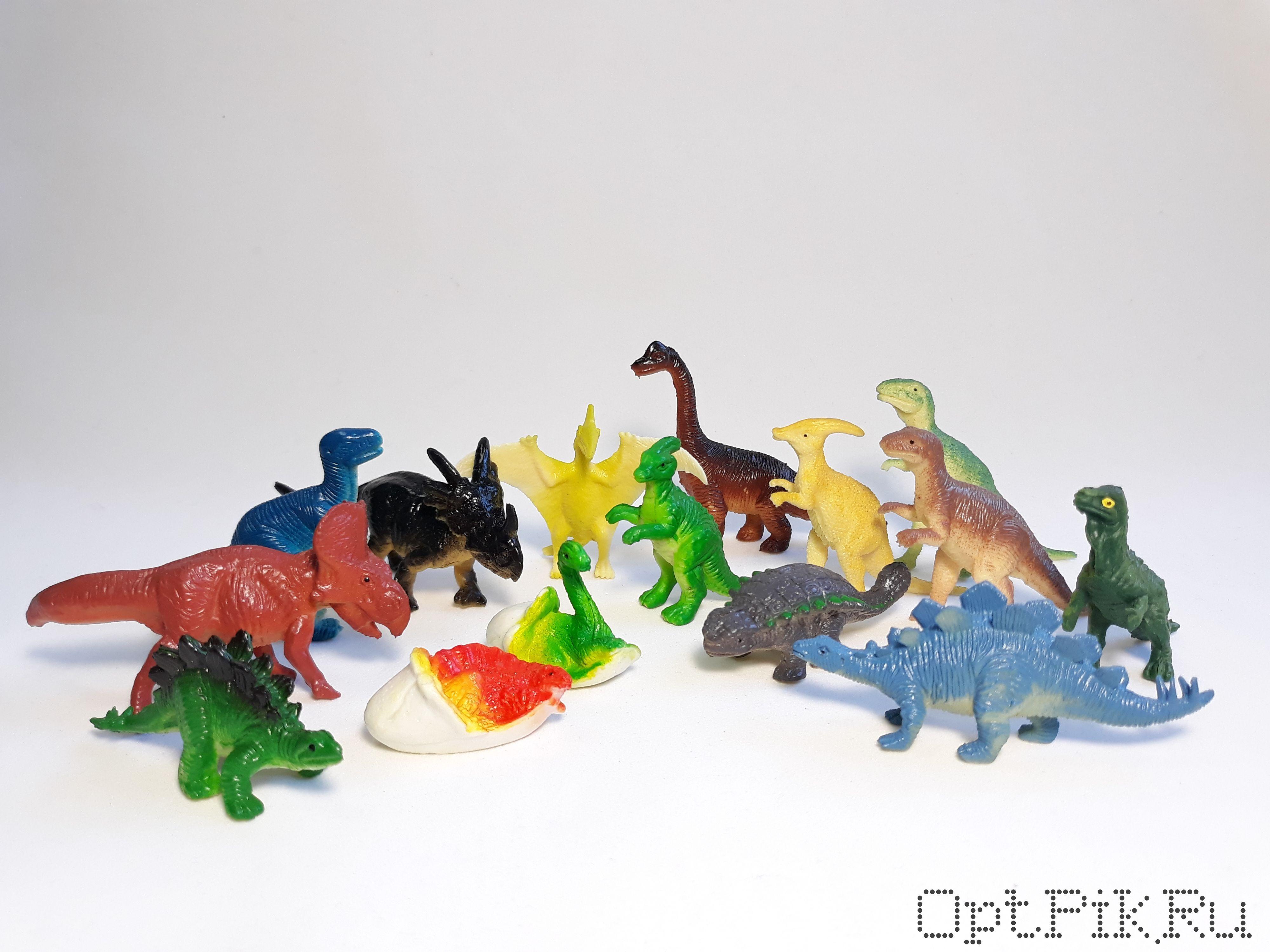 "Фигурка-сюрприз ""Динозавры"""