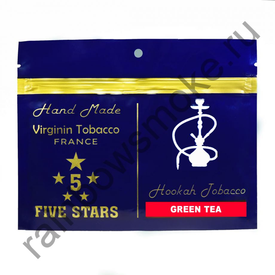 5 Stars 100 гр - Green Tea (Зеленый Чай)