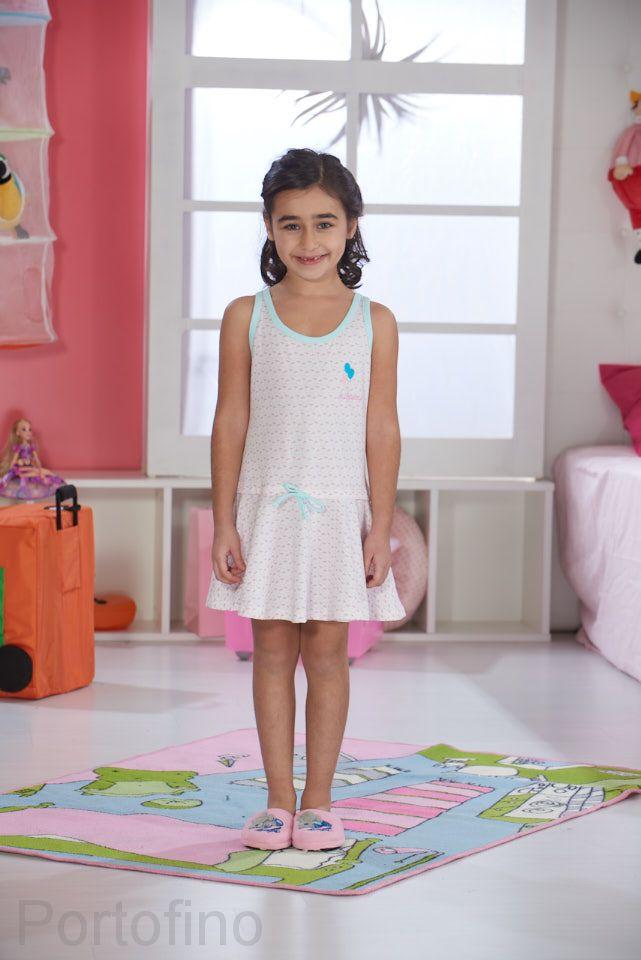 7473 SV Платье для девочки SEVIM