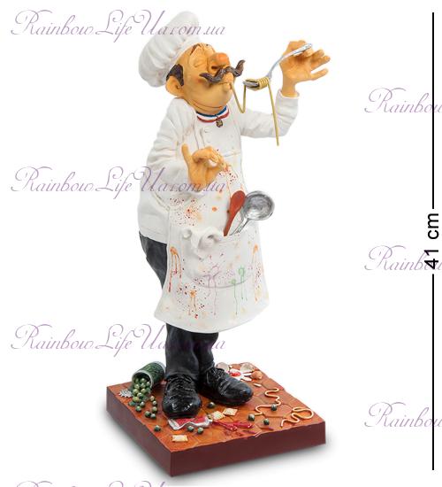 """Статуэтка повар """"The Cook. Forchino"""""""