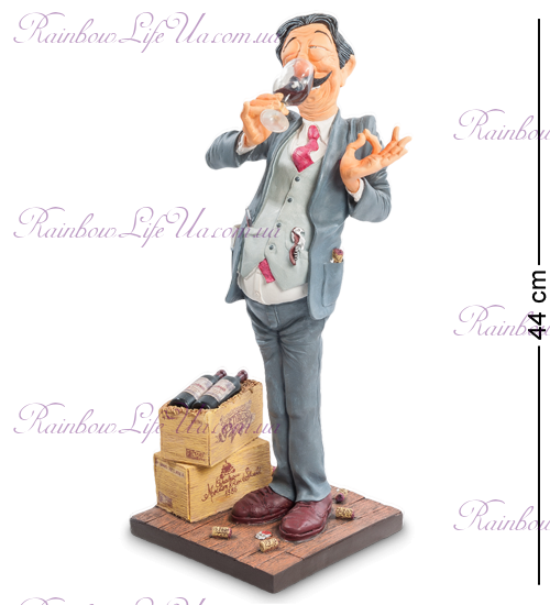 "Статуэтка сомелье ""The Wine Taster. Forchino"""