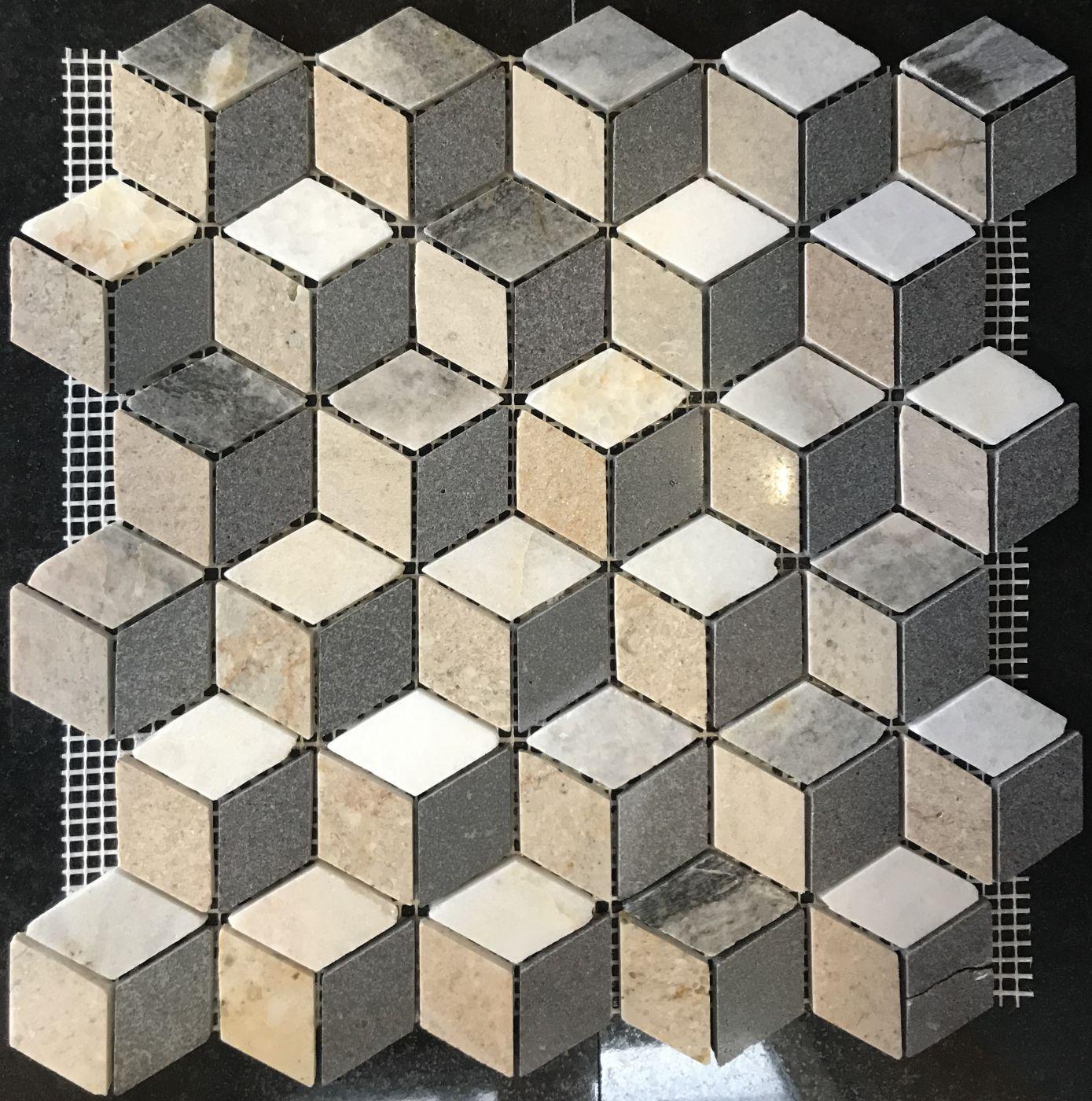 3-D мозаика из камня ART. MZ117