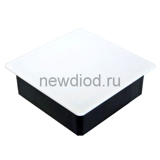 Коробка распределительная 80-0860 С для с/п безгалогенная (HF) 103х103х47 (72шт/кор)