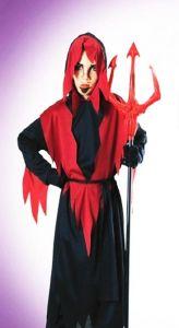 Костюм Дьявола (рост 134-146 см)