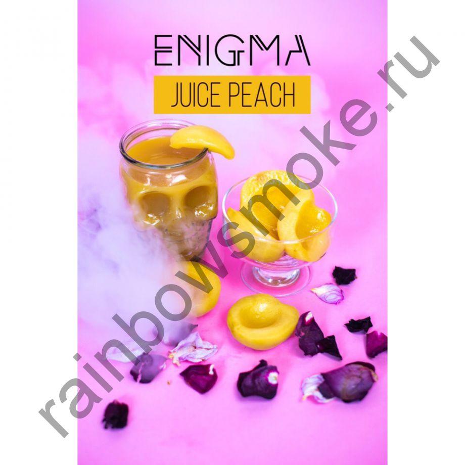 Enigma 50 гр - Juicy Peach (Сочный Персик)